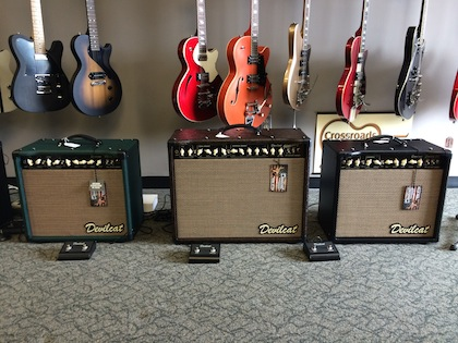 We carry a wide variety of amplifiers for electric and …