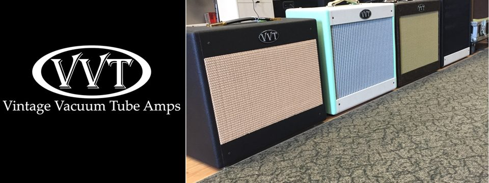 New Gems Have Arrived from VVT Amps