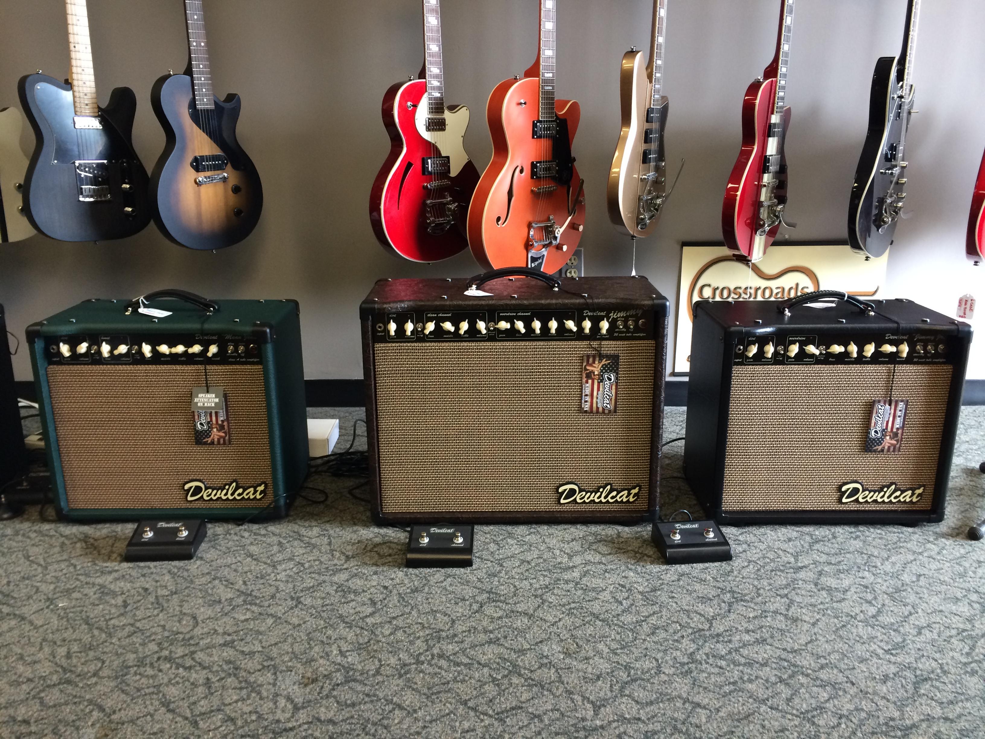 Devilcat Amplifiers
