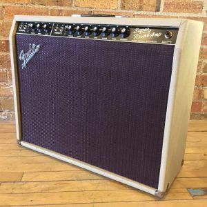 1970 Fender Bandmaster/Super Reverb 1×15 Combo